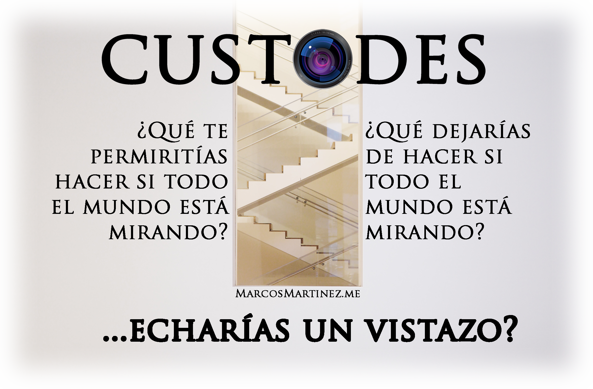 Cartel «Custodes» 1