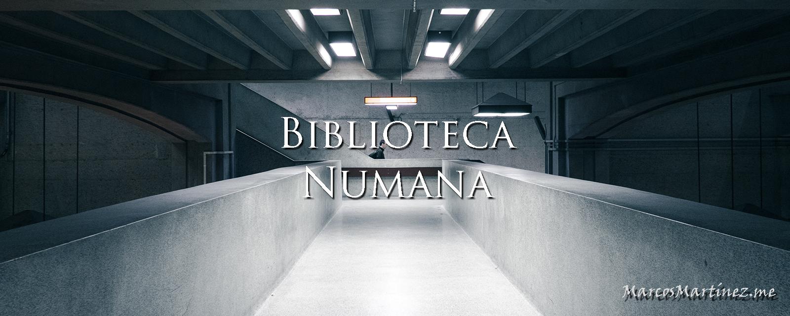 Biblioteca Numana, granja de genios