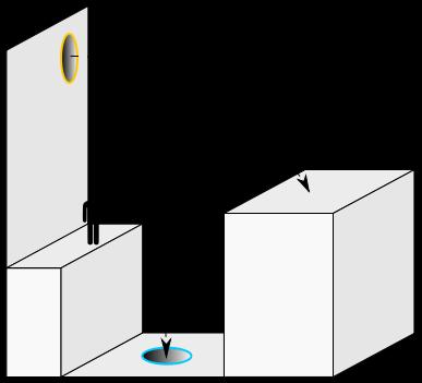 físicas de una brana - Portal, el videojuego
