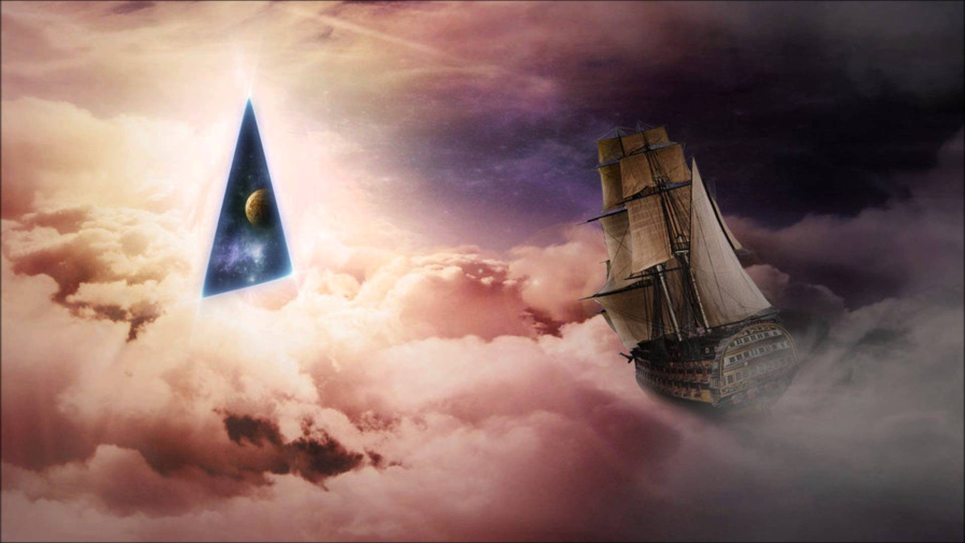 portal brana en mitad del aire - el planeta del tesoro