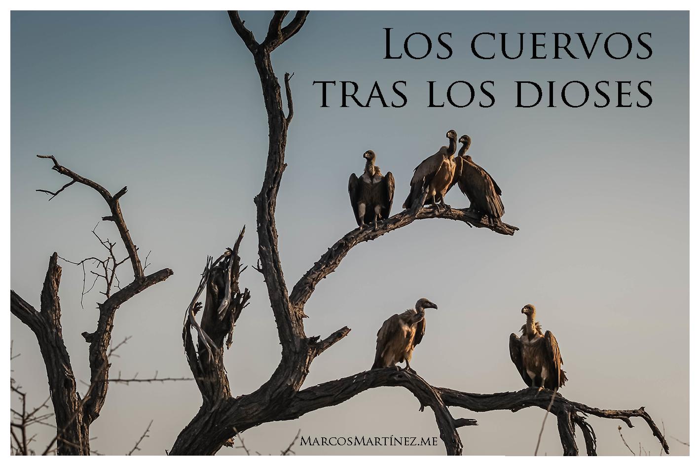 los cuervos tras los dioses 2